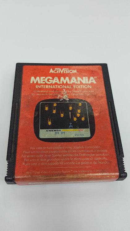 ATARI® GAME CARTRIDGE - MEGAMANIA