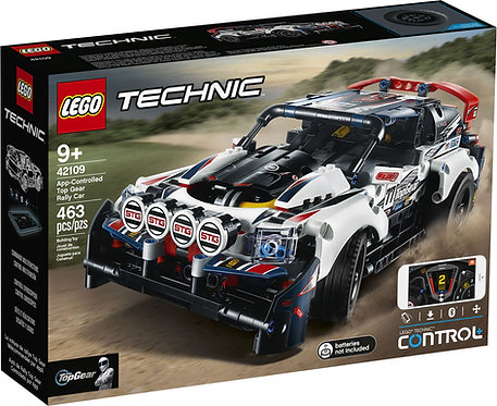 LEGO® TECHNIC - APP CONTROLLED TOP GEAR RALLY CAR - 42109