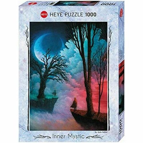 1000PC PUZZLE - WORLDS APART - 29880