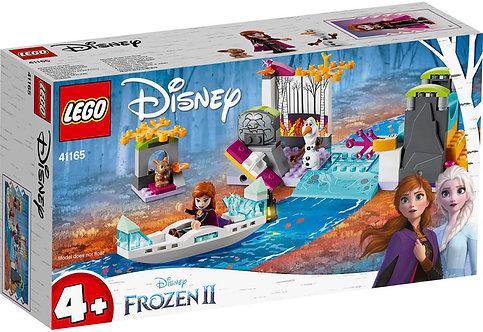 LEGO® DISNEY PRINCESS - ANNA'S CANOE EXPEDITION - 41165