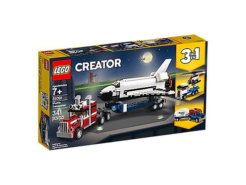 LEGO® CREATOR - SHUTTLE TRANSPORTER
