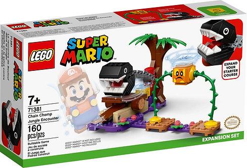 LEGO® SUPER MARIO - CHAIN CHOMP JUNGLE ENCOUNTER - 71381