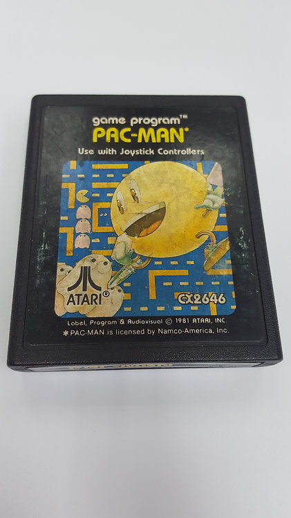 ATARI® GAME CARTRIDGE - PAC-MAN