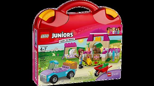 LEGO® JUNIORS - MIA'S FARM SUITCASE