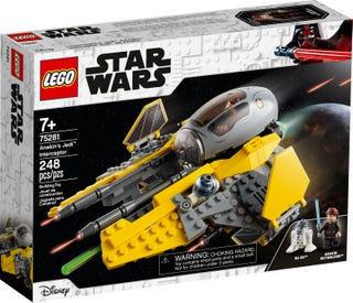 LEGO® STAR WARS - ANAKIN'S JEDI INTERCEPTOR -75281