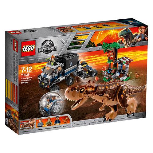 LEGO® JURASSIC WORLD - CORNOTAURUS GYROSPHERE ESCAPE - 75929