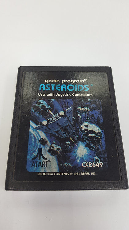 ATARI® GAME CARTRIDGE - ASTEROIDS