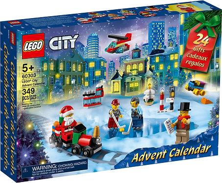 LEGO® CITY - ADVENT CALENDAR - 60303