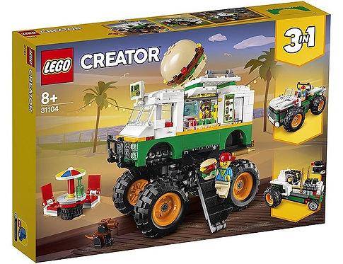 LEGO® CREATOR - MONSTER BURGER TRUCK - 31104
