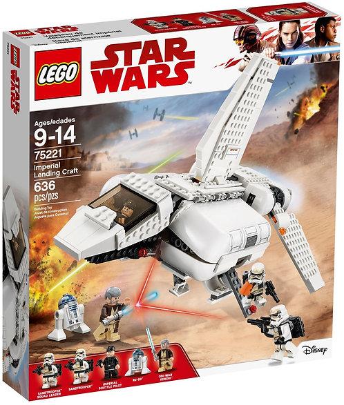 STAR WARS - IMPERIAL LANDING CRAFT