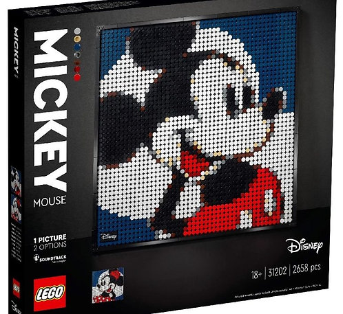 LEGO® ART - MICKEY MOUSE - 31202