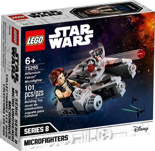 LEGO® STAR WARS - MILLENIUM FALCON MICROFIGHTER - 75295