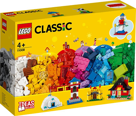 LEGO® CLASSIC - BRICKS AND HOUSES - 11008