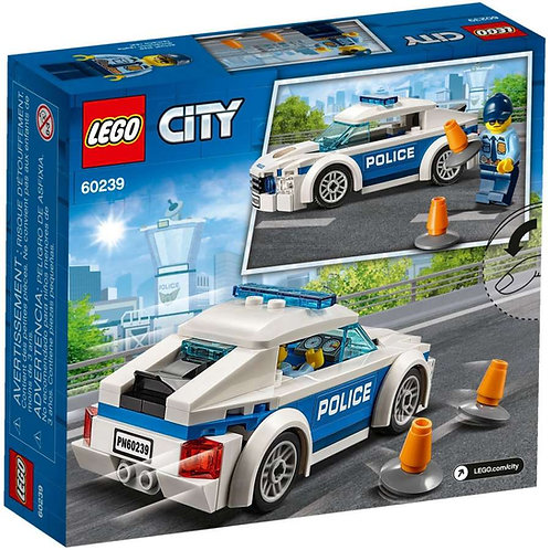 LEGO® CITY - POLICE PATROL CAR