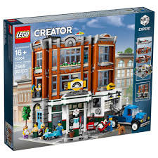 LEGO® CREATOR EXPERT CORNER GARAGE - 10264