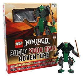 LEGO® NINJAGO BUILD YOUR OWN ADVENTURE