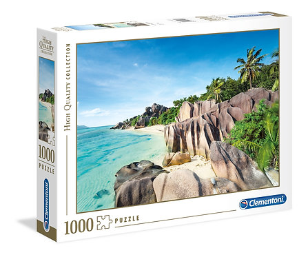 1000PC PUZZLE - PARADISE BEACH - 39413