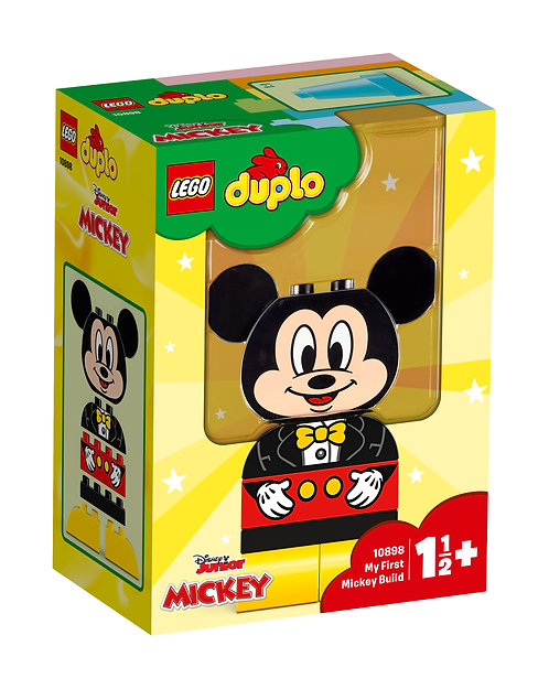 LEGO® DUPLO - MY FIRST MICKEY BUILD