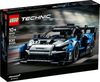 LEGO® TECHNIC - MCLAREN SENNA GTR - 42123