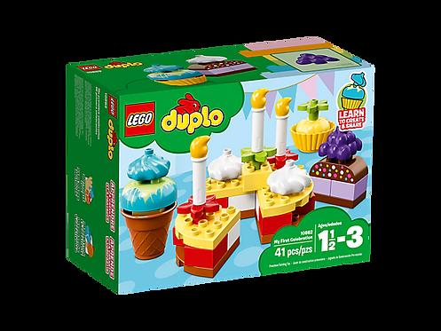 LEGO® DUPLO - MY FIRST CELEBRATION