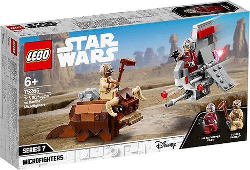 LEGO® STAR WARS - T16 SKYHOPPER VS BANTHA MICROFIGHTERS - 75265