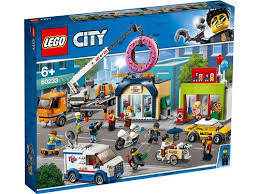 LEGO® CITY - CITY TOWN -DONUT SHOP OPENING - 60233