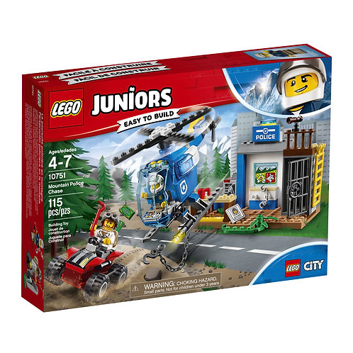LEGO® JUNIORS - MOUNTAIN POLICE CHASE