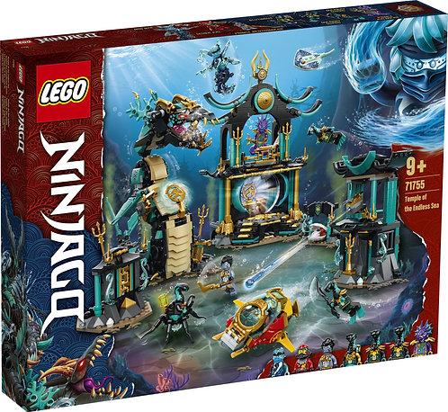 LEGO® NINJAGO - TEMPLE OF THE ENDLESS SEA - 71755
