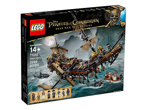 LEGO® PIRATES OF THE CARIBBEAN - SILENT MARY