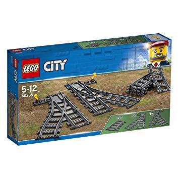 LEGO® CITY - SWITCH TRACKS