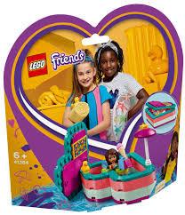 LEGO® FRIENDS - ANDREA'S SUMMER HEART BOX - 41384