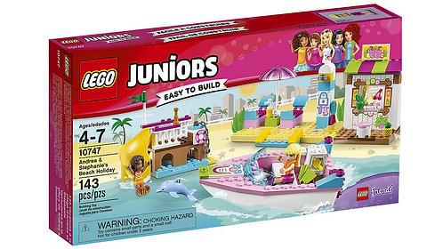 LEGO® JUNIORS - ANDREA & STEPHANIE'S BEACH HOLIDAY