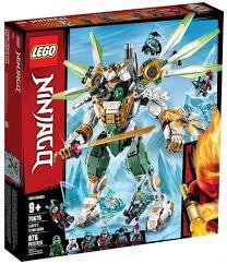 LEGO® NINJAGO - LLOYD'S TITAN MECH - 70676