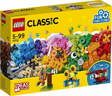 LEGO® CLASSIC - BRICKS AND GEARS