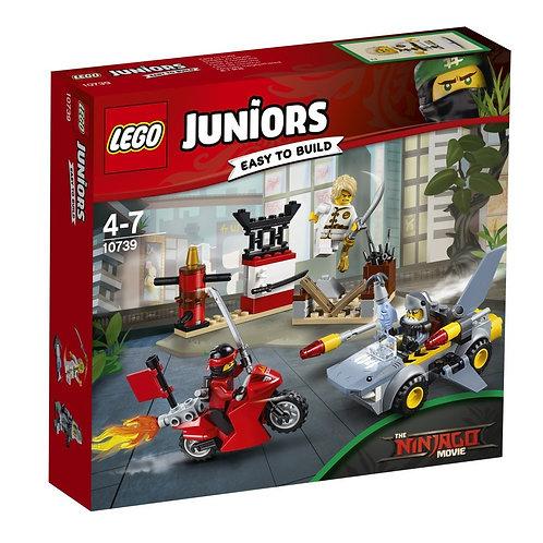 LEGO® JUNIORS - NINJAGO MOVIE - SHARK ATTACK