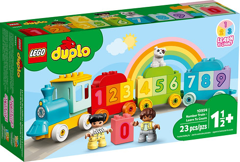 LEGO® DUPLO - LEARN TO COUNT - 10954