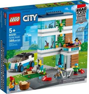 LEGO® CITY - FAMILY HOUSE - 60291