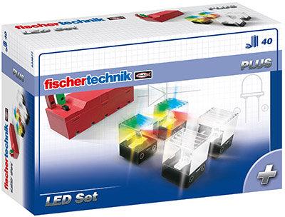 FISCHER TECHNIK - PLUS - LED SET