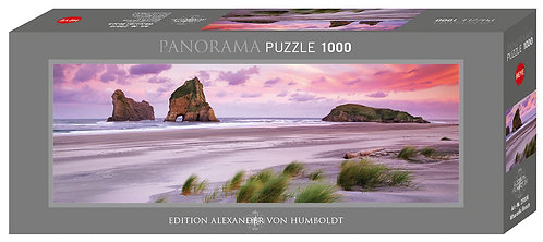1000PC PUZZLE - WHARARIKI BEACH - 29816