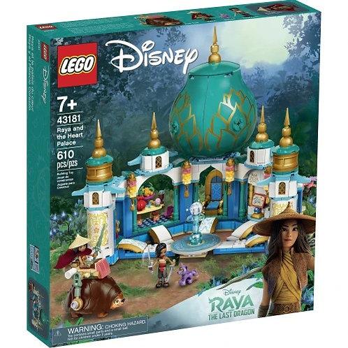 LEGO® DISNEY - RAYA AND THE HEARTPALACE - 43181