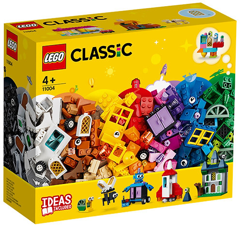 LEGO® CLASSIC - WINDOWS OF CREATIVITY - 11004