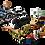 Thumbnail: LEGO® JURASSIC WORLD - DILOPHOSAURUS ON THE LOOOSE - 75934