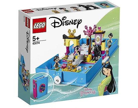 LEGO® DISNEY PRINCESS - MULAN STORYBOOK ADVENTURES - 43174