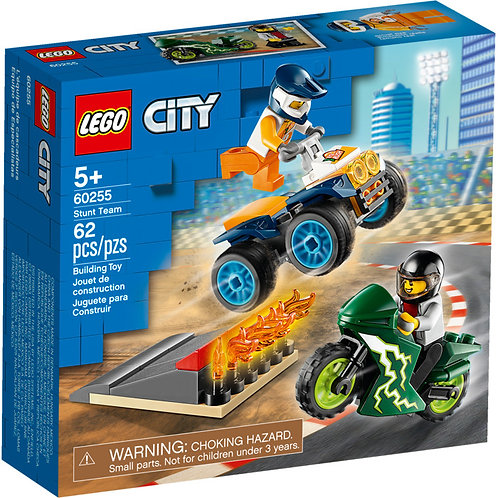 LEGO® CITY - STUNT TEAM - 60255