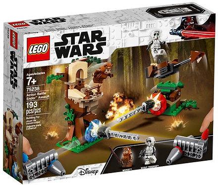 LEGO® STAR WARS - ACTION BATTLE ENDOR ASSAULT - 75238