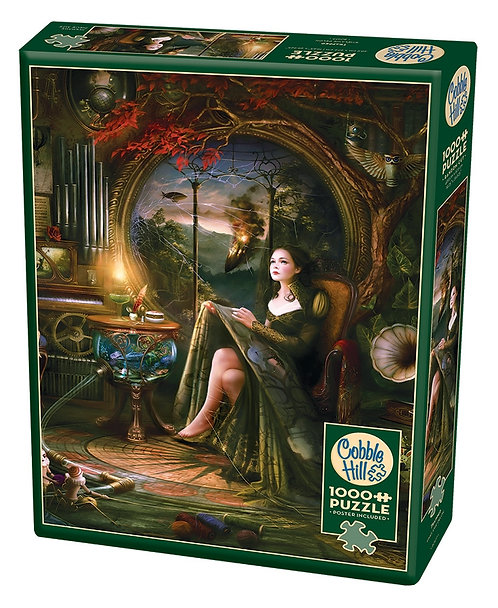 1000PC PUZZLE - TRAPPED - 80177