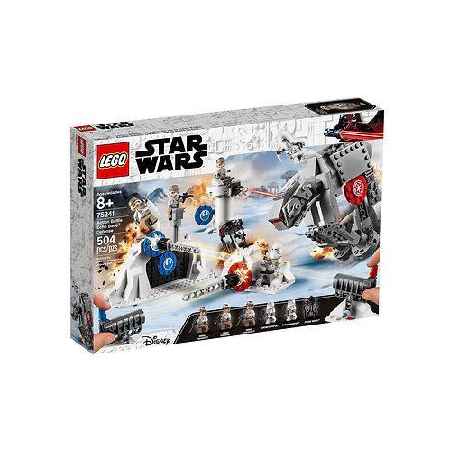 LEGO® STAR WARS - ACTION BATTLE ECO BASE DEFENSE - 75241