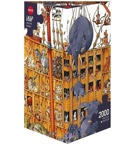 2000PC PUZZLE - ARCHE NOAH - 25475