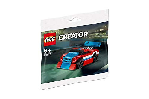 LEGO ® CREATOR - 30572 RACE CAR RECRUITMENT PACKET