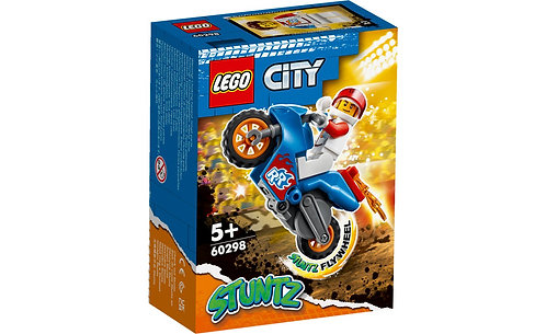 LEGO® CITY - ROCKET STUNT BIKE - 60298